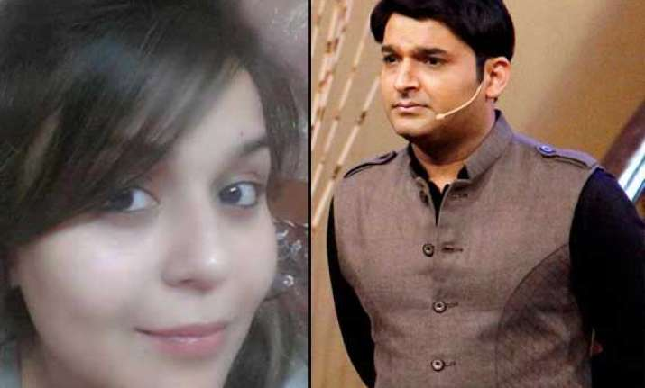 kapil sharma s rumored girlfriend opens about her