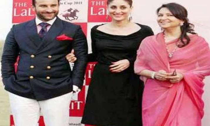 kareena has not converted to islam says mother in law