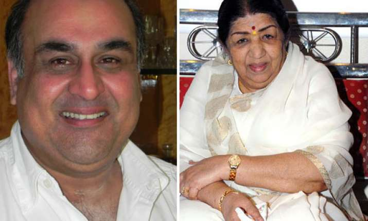 lata mangeshkar insecure of my father s success rafi s son