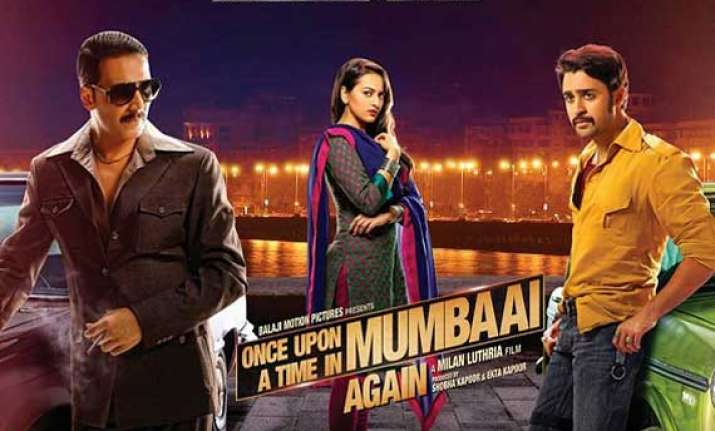 once upon a time in mumbaai dobara movie review akshay