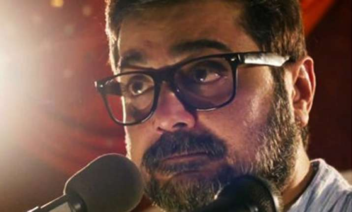 prosenjit s role in shanghai based on greek politician