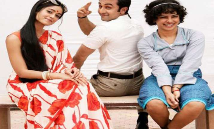 ranbir kapoor starrer barfi india s official entry to the