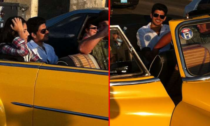 salman khan used suraj pancholi as his body double in ek