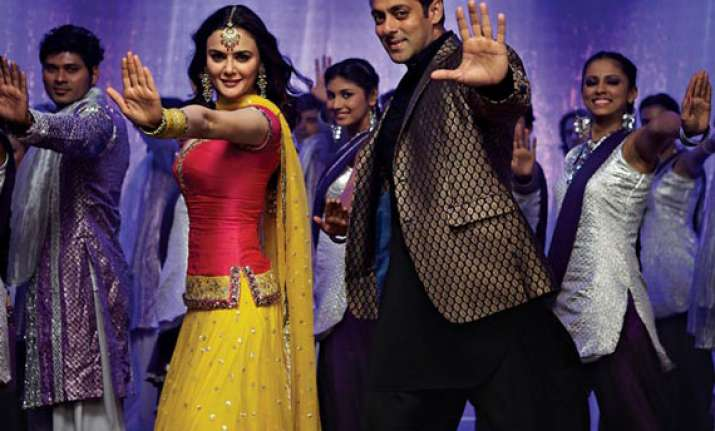 salman khan is a friend for life says preity zinta