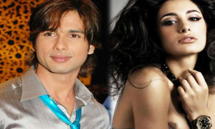shahid nargis to play lead pair in siddharth s film