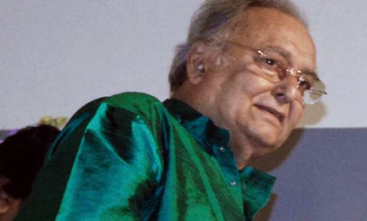 soumitra chatterjee says i d have been a misfit in bollywood