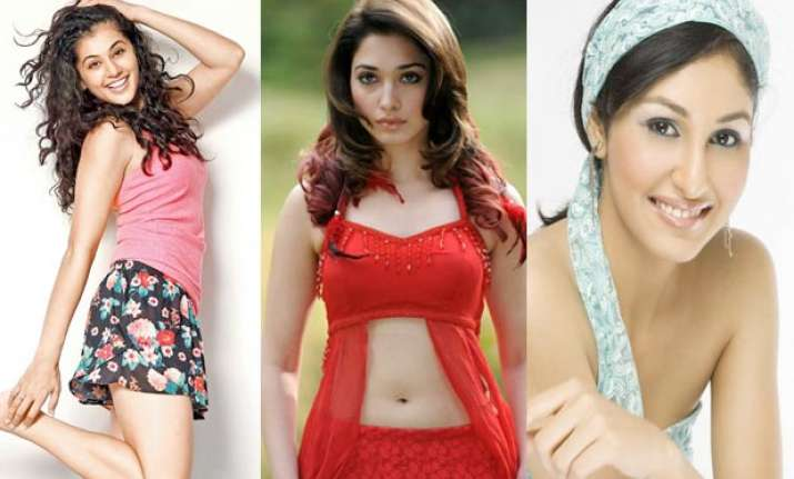 top ten hotties from the south in bollywood