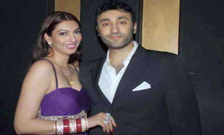 yukta mukhey accuses husband of abusing her