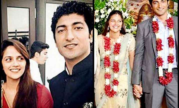 ahana deol wedding know the details see pics