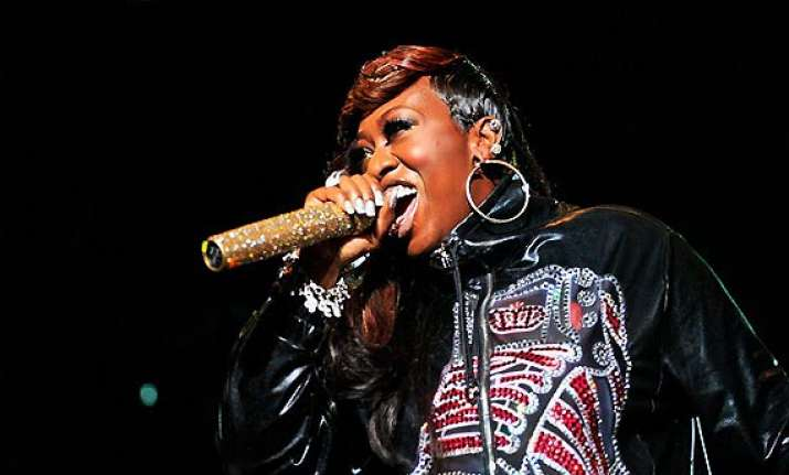 Missy elliott graves disease eyes