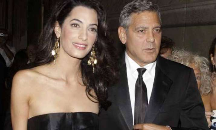 clooney alamuddin ditched seychelles for english honeymoon