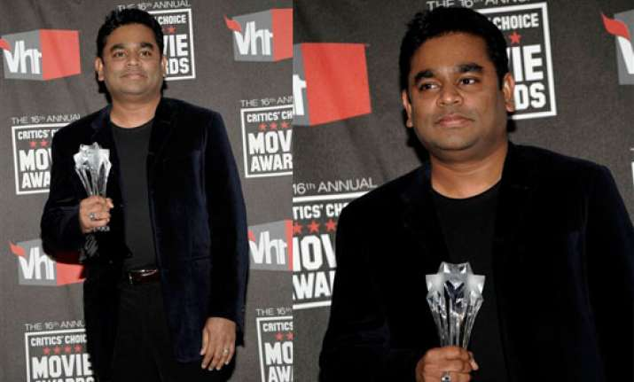 a r rahman loses out on golden globe