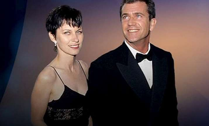 mel gibson wife finalize divorce