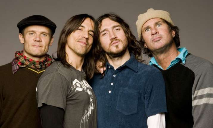 red hot chili peppers top lollapalooza lineup