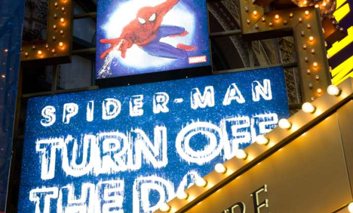 stuntman claims he was injured at spider man
