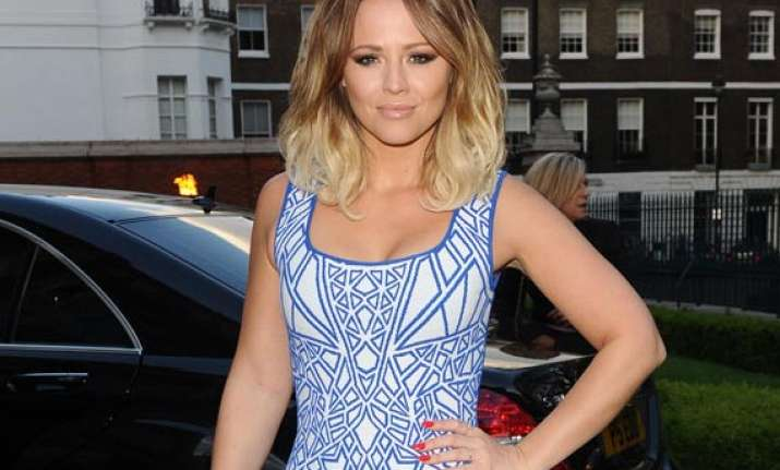 workout over dieting for kimberley walsh