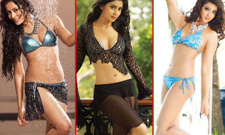 watch the hot calender girls of ccl 2013