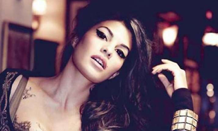 jacqueline fernandez the face of india bridal fashion week