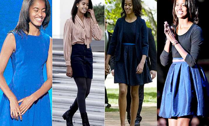 barack obama s daughter malia obama the most influential