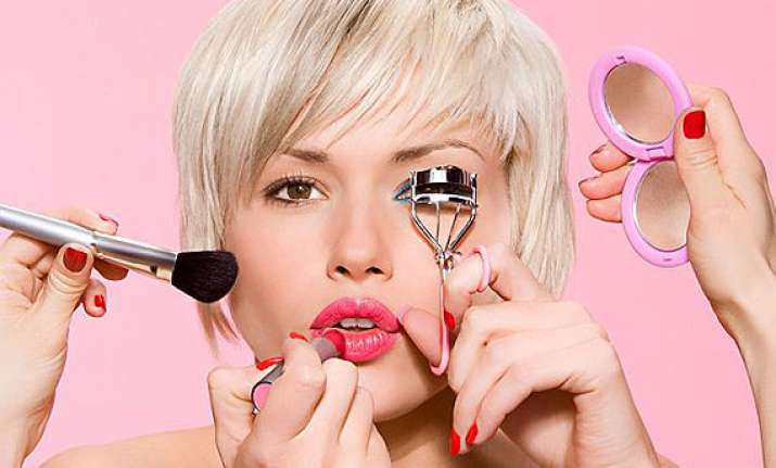 young girls love for make up inspires new cosmetics line