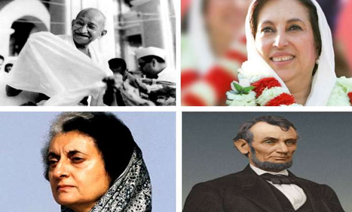 assassinations that shook the world