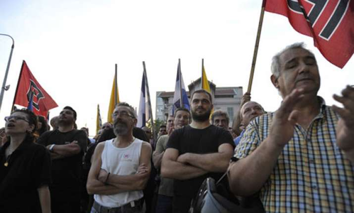 greeks vote in crucial elections