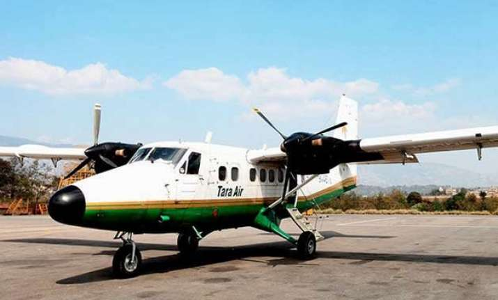small plane carrying 21 people goes missing in nepal