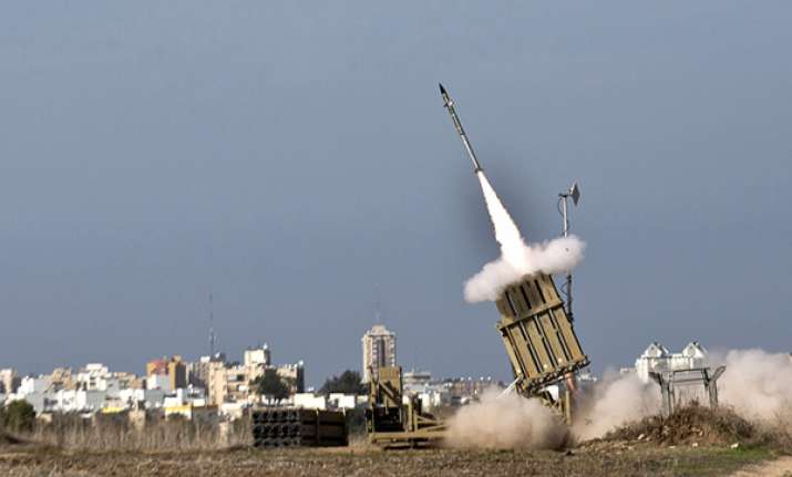 india looks to israel s iron dome to counter short range