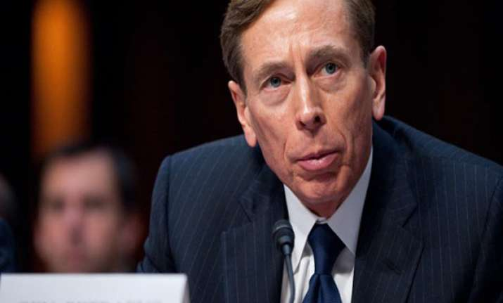 cia chief david petraeus resigns over extramarital affair