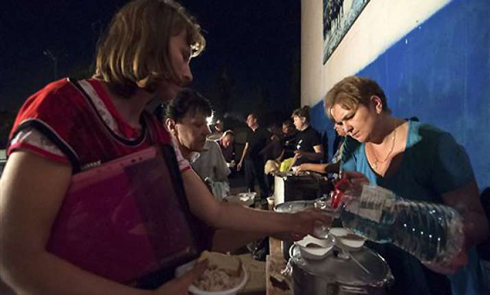 relief operations continue in flood struck russia