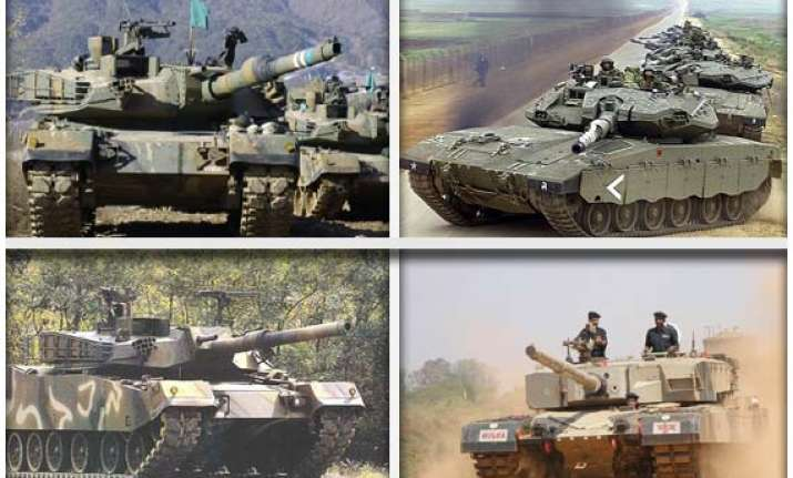 the world s ten best main battle tanks