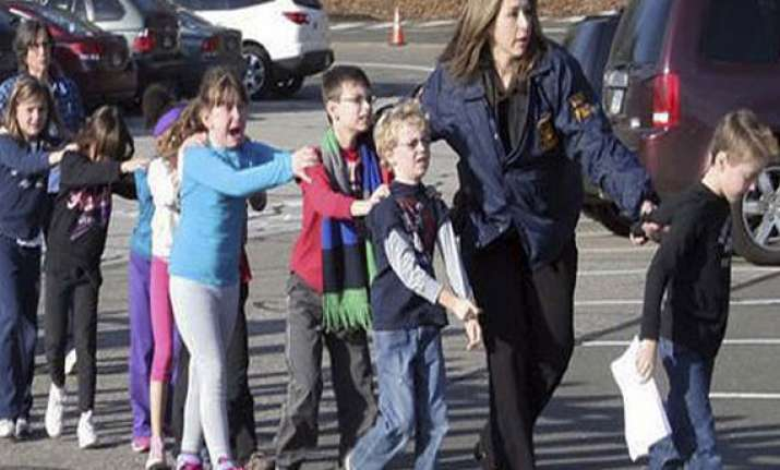 27 including 18 kids killed in shootout at us school