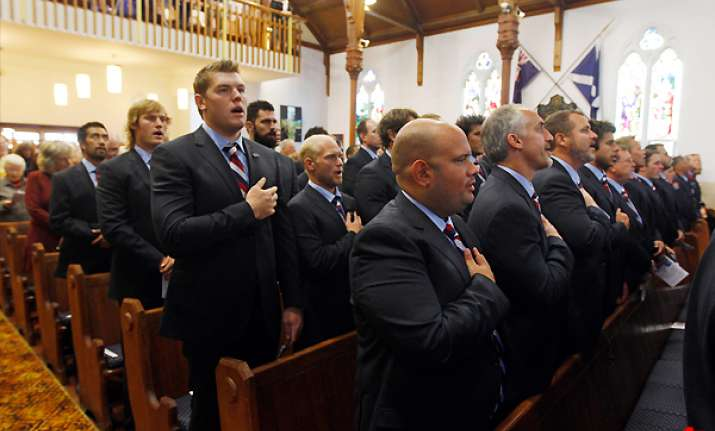 9/11 remembered in worldwide ceremonies