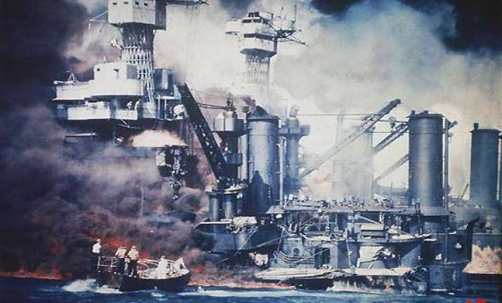 71 years after pearl harbor attack survivor helps identify