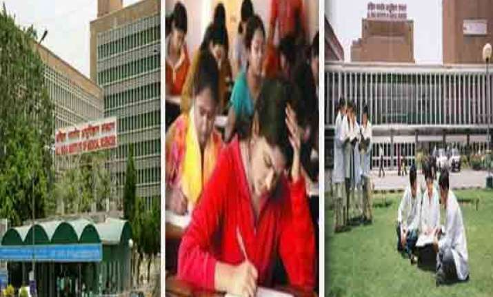 all you wanted to know about aiims 2014 exam
