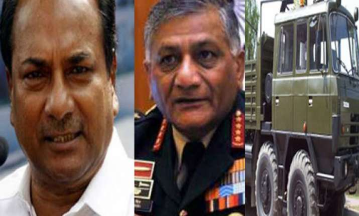 antony was aware of tatra truck scam since 2009 says report