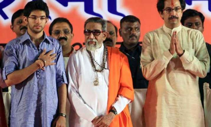 balasaheb is in every shiv sainik writes aditya thackeray
