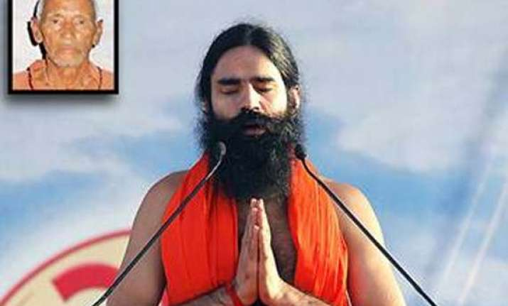 centre asks cbi to probe disappearance of swami ramdev s