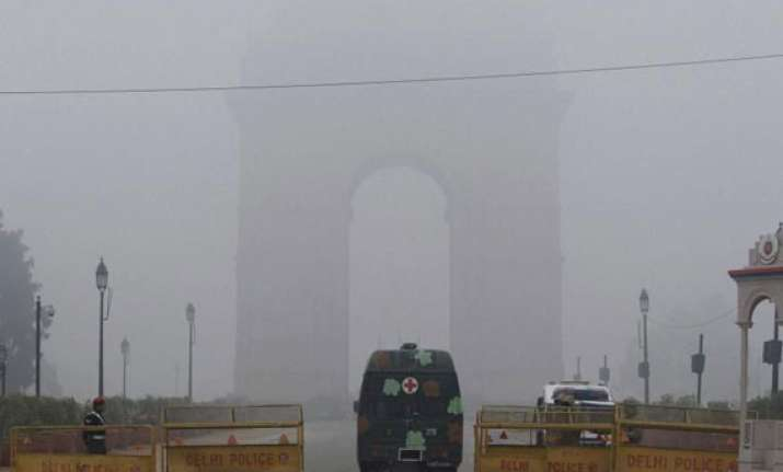 coldest day in delhi in 44 years