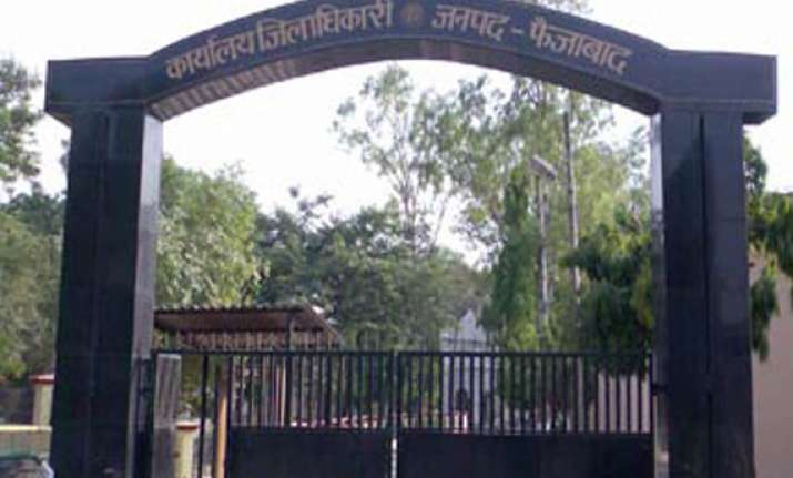 curfew in faizabad kotwali cantonment after communal clashes