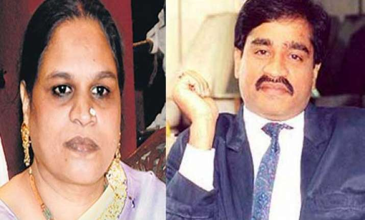 dawood ibrahim watches his sister haseena parkar s last