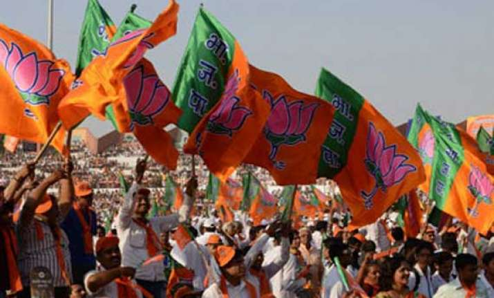 delhi bjp draws up 7 point questionnaire for greater connect