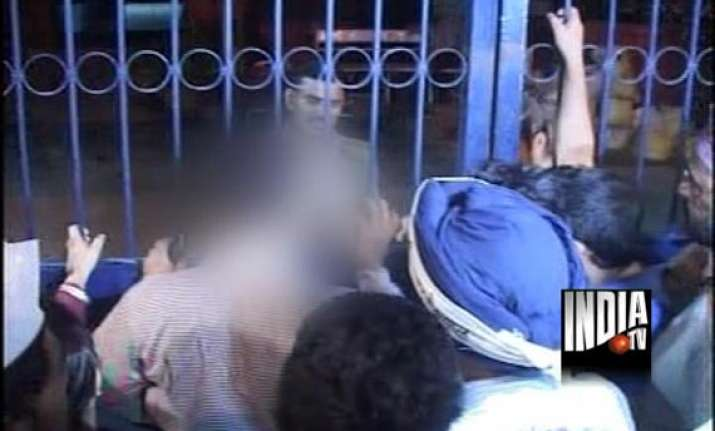 delhi police arrests driver on rape charge after aap