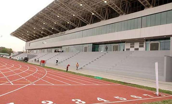 delhi s thyagaraj stadium becomes india s first green