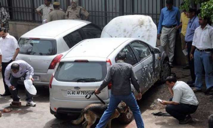 delhi high court blast was not aimed at causing fatality