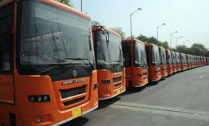 Image result for Delhi government approaches  new buses