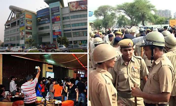 gurgaon administration asks malls pubs shops not to employ