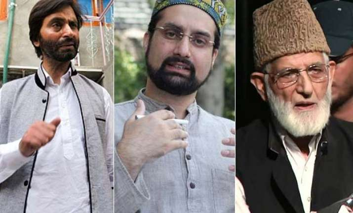 separatists of kashmir