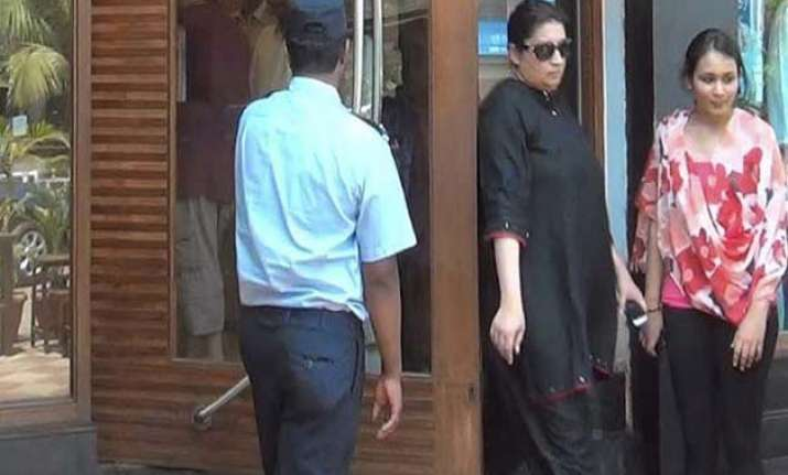 smriti irani case goa police to record statements of other