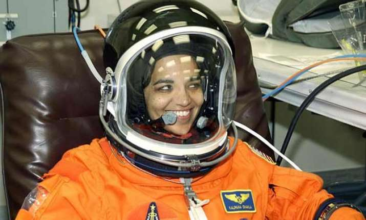 first indian origin woman astronaut in space - photo #16